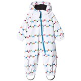 Isbjörn Of Sweden Patterned TODDLER Padded Jumpsuit