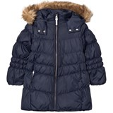 Ticket To Heaven Blue Total Eclipse Detachable Hood Martha Jacket