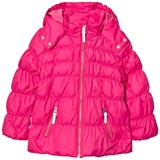 Ticket To Heaven Fuchsia Malou Down Jacket