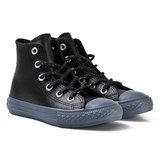 Converse Black Chuck Taylor All Star Junior Hi Tops