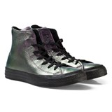 Converse Purple Metallic Chuck Taylor All Star Hi Tops