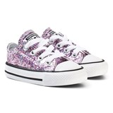 Converse Frozen Purple Chuck Taylor All Star Infant Trainers