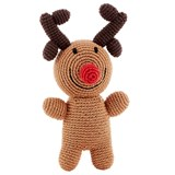 Bounty Boutique Rudolph The Reindeer Baby Rattle