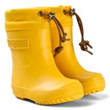 Bisgaard Yellow Thermo Wool Rubber Boot