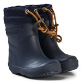 Bisgaard Thermo Wool Rubber Boot Blue