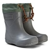 Bisgaard Grey Thermo Wool Rubber Boot