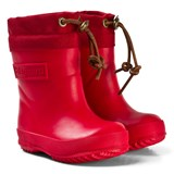 Bisgaard Red Thermo Wool Rubber Boot