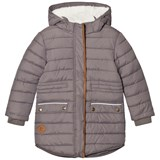 eBBe Kids Steel Grey Quilted Coat
