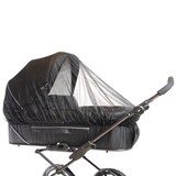 Basson Baby Black Sport Kombi Insect Net