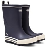Viking Navy Jolly Wellington Boots