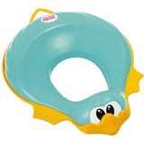 Fisher-Price Turquoise OK Baby Duck Toilet Seat