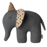 Maileg Circus Elephant Plush Toy