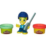 Play-Doh Police Town Figure