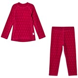 Reima Red Thermal Set