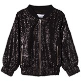 How To Kiss A Frog Black Sequins Sparkle Jacket