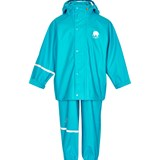 Celavi Turquoise Rain Jacket and Trousers