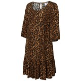 Mamalicious MLLeopard 3/4 Woven Above Knee Dress Leopard