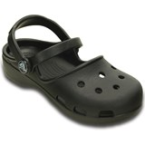 Crocs Kids Tofflor, Karin, Black