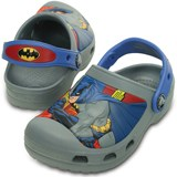 Crocs Kids Tofflor, Batman, Concret