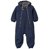 eBBe Kids Navy Obie Winter Babysuit