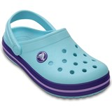 Crocs Kids Tofflor, Kids Crocband, Ice Blue