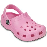 Crocs Kids Tofflor, Kids Classic, Carniation