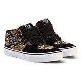 Vans Tiger Camo Half Cab Vans Shoes