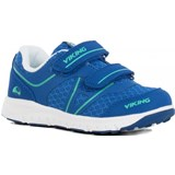 Viking Aqua Blue And Green Sporty Trainers