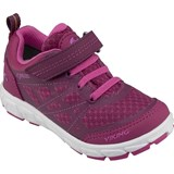 Viking Plum And Magenta Velour GORE-TEX® Trainers