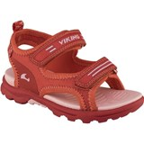 Viking Dark Pink and Coral Skumvaer II Sandals