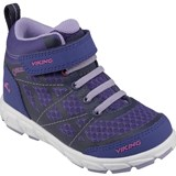 Viking Purple and Lavender GORE-TEX® Mid Trainers
