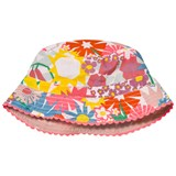 Stella McCartney Kids Pink Flower Print Hat