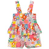Stella McCartney Kids Floral Print All In One