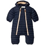 eBBe Kids Deep Lake Blue Tambo Quilted Suit