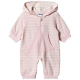 Kuling Kuling Newborn, Jumpsuit, Organic Cotton, Stripe Rose