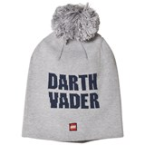 Lego Wear Grey Melange Darth Vader Motif Hat