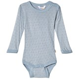 Joha Body W/Long Sleeves Blue