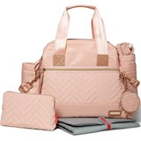 Skip Hop Blush Suite Diaper Satchel