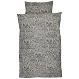 Soft Gallery Bed Linen Junior Drizzle, AOP Owl