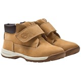 Timberland Kids Timber Tykes Hook-and -Loop Boot Wheat