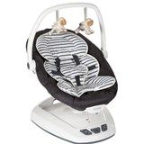Graco Babygunga, Move With Me, Bretton Stripe, Vit/Grå