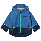 Geggamoja All weather jacket Blue 15