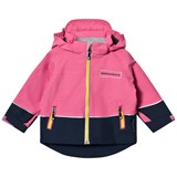 Geggamoja All weather jacket Pink 38