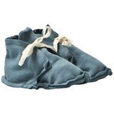 Gray Label Baby Raw Edged Booties Denim
