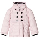 Livly Ivy Puffer Coat Baby Pink