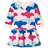 Livly Sweatshirt Dress Cloud Print Allover