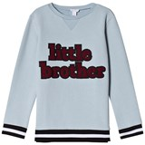 Livly Blue Little Brother Sweatshirt