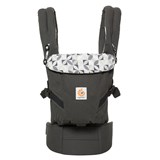 Ergobaby Graphic Grey Original Adapt Carrier
