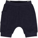 Hust&Claire Navy Shorts