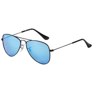 Ray-Ban Ray-Ban Black Metal Rimmed Sunglasses One Size